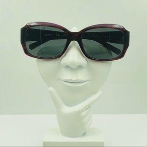 DKNY DY4048 Brown Purple Sunglasses Frames